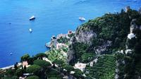 Amalfi coast with Positano & Ravello from Naples Port Private Car Transfers