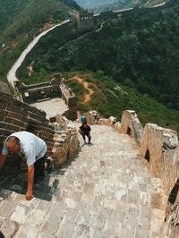 Full-Day Small-Group Great Wall Hike: Simatai West to Jinshanling