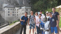 Postojna Cave and Castle Small-Group Day Tour from Ljubljana