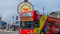 San Francisco MegaPass - 1 Day Official Hop-On Hop-Off Tour plus 2 attractions