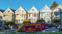 San Francisco MegaPass - 3-Day Official Hop-On Hop-Off Tour Plus 4 Attractions