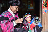 Full-Day Small-Group Tour Longji Rice Terraces and Mountain Village from Guilin