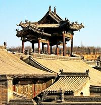 Pingyao Day Tour of Wang Family Mansion and Zhangbi Ancient Castle