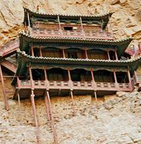 Private Tour: Yungang Grottoes and Hanging Monastery Day Trip from Datong