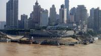 Private Transfer: Chongqing Jiangbei International Airport (CKG) to Chongqing Chaotianmen Cruise Pier