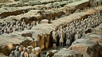 Xian Full-Day Tour of Terracotta Warriors Museum and Banpo Neolithic Village by Coach