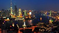 Zhujiajiao Watertown Tour including Huangpu River Night Cruise