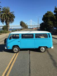 Hippie City Tour Plus Golden Gate Bridge
