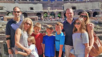 Family Friendly Semi-Private Skip-the-line Colosseum Tour including Roman F