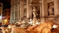 Private tour of Rome top sites by Night including Food Tasting and Hotel Pi