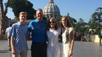 Skip-the-line Private Tour of The Vatican Museums Sistine Chapel and Saint