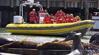 San Francisco Bay RIB Boat Cruise