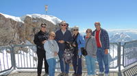 A Private Day Tour of the Zugspitze mountain and Partnach gorge from Munich Germany