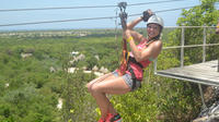 Cap Cana Zipline and Catamaran Adventure from Punta Cana