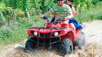 Punta Cana 4x4 ATV Adventure and Beach Tour