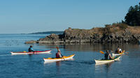 Kayak Tour of Gulf Islands