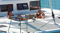 Santorini Lagoon 560 Sunset tour