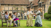 Shakespeare's Birthplace: 'Any Three Houses' Ticket