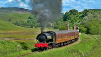 Haworth, Bolton Abbey and Steam Trains Day Trip from York