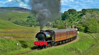 Private Group Haworth, Bolton Abbey and Steam Trains Day Trip from York