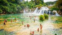 Krka Waterfalls and Sibenik Full Day Tour from Split or Trogir