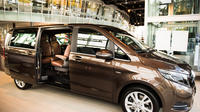 Private transfer from Geneva Airport to Crans-Montana Private Car Transfers