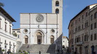 Private tour of Todi with a local guide