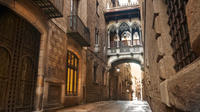 Private Guided Walking Tour of Gothic Quarter in Barcelona