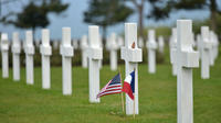 Half-Day Small-Group Tour to American D-Day Beaches from Bayeux