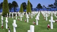 Le Havre Shore Excursion: Full Day Guided Tour of American D-Day Beaches including Lunch