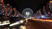Small Group Paris Night City Tour with Interactive Audioguide and Sightseeing Cruise