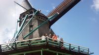 Private Tour: Zaanse Schans and River Zaan Cruise from Amsterdam