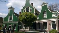Zaanse Schans Half-Day Tour Including Boat Ride to Zaandam from Amsterdam