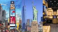 Private Luxury Tour of New York City by Limo or Sprinter Van
