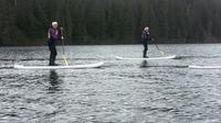 Stand-Up Paddle Boarding at Bear Lake