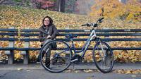 Central Park New York City Bike Rental