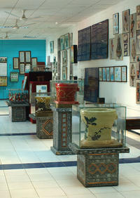 Private Day Tour of Delhi's Unique Museums including the Crafts Museum and the Sulabh International Museum of Toilets