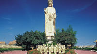 Kaohsiung Port Shore Excursion: Spiritual Fo Guan Shan Private Day Tour
