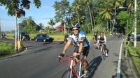 Morning Road Bike Tour in Bali Village