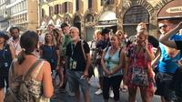 Florence: Walking tour with Breakfast or Apperivo (happy-hour)