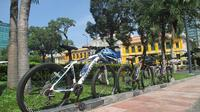 Bike Tour of Ho Chi Minh City Including Lunch