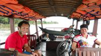 Biking and Cruising Day Trip to Saigon River and Cu Chi Tunnels