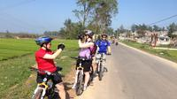 Full-Day Hue City and Perfume River Bike Tour