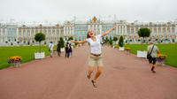 Private Tour: Tsarskoye Selo and Catherine's Palace by Public Transport