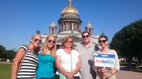 St. Petersburg Shore Excursion: Visa-Free 1-Day Tour