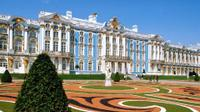 St Petersburg Shore Excursion: Visa-Free 2-day Tour