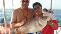 Fishing in Dubai with Rustar