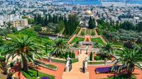 Caesarea Haifa Megiddo Akko tour from Ramat Hasharon
