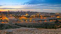 Jerusalem Old and New Daily Tour from Herzliya