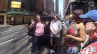 Broadway Musical Theater Walking Tour